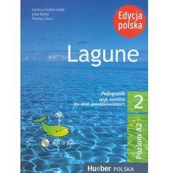 Lagune 2 Podręcznik z płytą CD Edycja polska (opr. miękka)