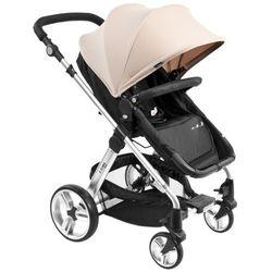Zuma Kids, Solution 2w1, wózek spacerowy, beżowy Darmowa dostawa do sklepów SMYK