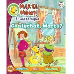 Marta mówi. Słowa są super. Idźcie, krówki (opr. broszurowa)