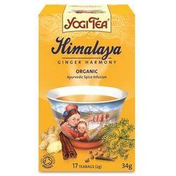 Herbata Himalaya BIO (Yogi Tea) 17 saszetek po 2g