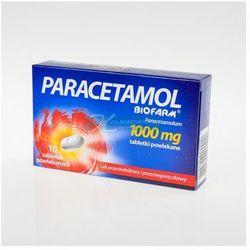 Paracetamol Biofarm tabl.powl. 1g 10tabl.