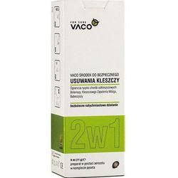 NOWOŚĆ ! VACO Środek do usuwania kleszczy 2w1/VAC-DV52