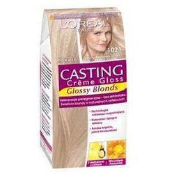 L'Oreal Paris Casting Creme Gloss farba do włosów 1021 Jasny perłowy blond