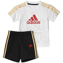 Komplet adidas Summer County Set Kids AK2615