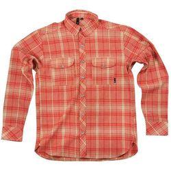 koszule FALLEN - Emery Khaki/Blood Red (KBRD) rozmiar: L