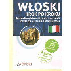 Włoski Krok Po Kroku (2 Książki + 6 Cd) (opr. kartonowa)