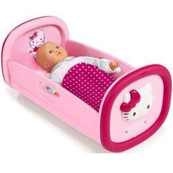 Zabawka SMOBY Kołyska dla lalki Hello Kitty