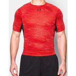 Koszulka kompresyjna Under Armour HeatGear® Armour Printed Short Sleeve Compression M 1257477-984