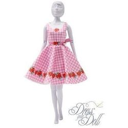 Model ubrania - Peggy Roses (poziom trudny)