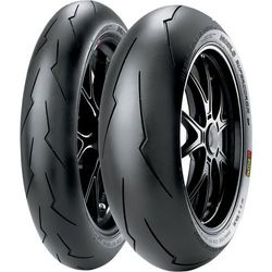 Pirelli DIABLO SUPERCORSA V2 SC0 R 200/55 R17 708 - RACING SUPERSPORT 78 V (Ostatnia 1 opona, rok 2012) - MOŻLIWY ODBIÓR KRAKÓW