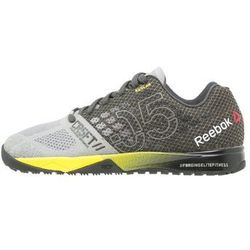 Reebok CROSSFIT NANO 5.0 Obuwie treningowe grey/coal/yellow/black