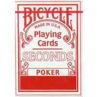 Bicycle Seconds Poker Talia kart