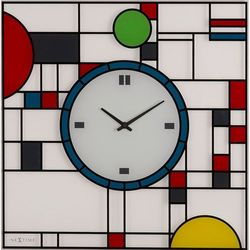 Zegar ścienny Nextime Frank