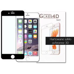 etuo.pl - szkło - Apple iPhone 6 - szkło hartowane 3D - czarny