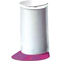 Casa Bugatti - Glamour - stojak na ręczniki papierowe - fioletowy