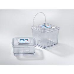 2 pojemniki próżniowe prostokątne FRESH Concept