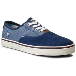 Tenisówki WRANGLER - Legend WM161010 Navy/Chambray 377