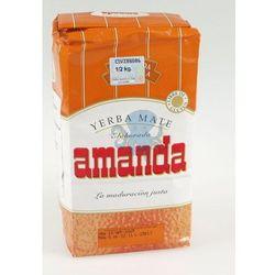 Yerba Mate Amanda pomarańczowa Naranja