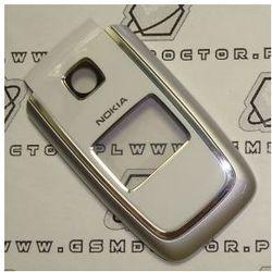Obudowa Nokia 6101 przednia biała