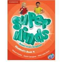 Super Minds American English Level 4 Student's Book with DVD-ROM (opr. miękka)