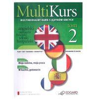 Multikurs. Tom 2 (+ CD) (opr. twarda)