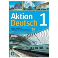 Aktion Deutsch 1 podręcznik + CD WSIP