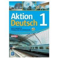 Aktion Deutsch 1 podręcznik + CD WSIP