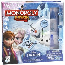 Monopoly Junior Frozen Hasbro