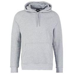 Nike SB Bluza z kapturem dark grey heather/black