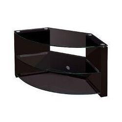 Tech+Link B3 BLACK - stolik narożny pod telewizor LED | LCD