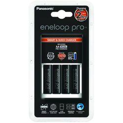 Ładowarka Panasonic Eneloop BQ-CC16 + 4 x R6/AA Eneloop 2550mAh - darmowy odbiór osobisty!