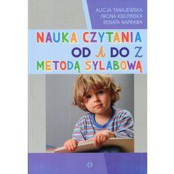 Nauka czytania od A do Z metodą sylabową (opr. miękka)