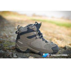 Buty Trekkingowe Hi-Tec Takaro Grey/Navy/Stone
