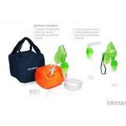 Inhalator CN 116 - do pracy ciągłej kolor pomarańczowy + Torba