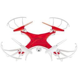 Dron latający OVERMAX X-BEE 3.1 czerwony - BEEDRONRED
