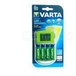 Ładowarka procesorowa Varta Power LCD + 4 szt. AA 2500mAh NiMH