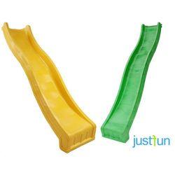 Ślizg HDPE 3 do podestu 1,50 m - żółty
