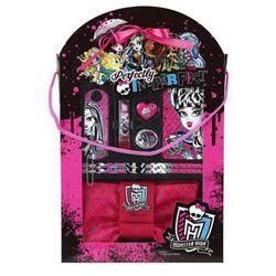 Zestaw szkolny w torebce Monster High 8 elementów