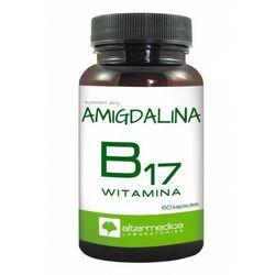 Alter Medica, Witamina B17, Amigdalina, kapsułki, 60 szt.