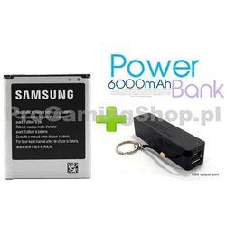 Akcja-Oryginalny akumulator do Samsung Galaxy Mini S5-G800 (2100mAh) + Extra mocy 6000 mAh