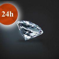 Diament 0,51 ct / H / IF