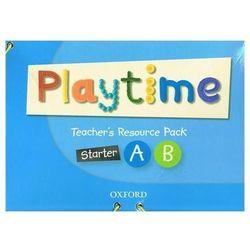Playtime Starter A & B Teachers Resource Pack