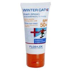 FlosLek Laboratorium Winter Care krem ochronny na zimę SPF 50+ + do każdego zamówienia upominek.