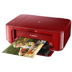Canon Pixma MG3650 czerwona (WIFI, DUPLEX)