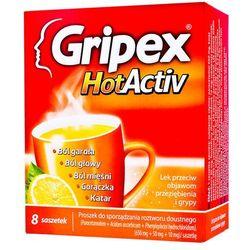 Gripex HotActiv 8sasz.