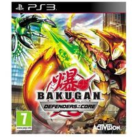 Bakugan Defenders Of The Core (PS3)