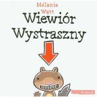 Wiewiór Wystraszny (opr. broszurowa)