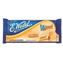 E. WEDEL 90g Karmellove! Czekolada karmelowa