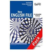 New English File Pre-Intermediate Workbook + CD (opr. kartonowa)