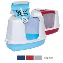 YARRO Toaleta narożna z filtrem dla kota FLIP